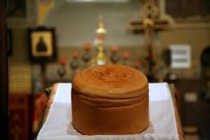 Освященный хлеб